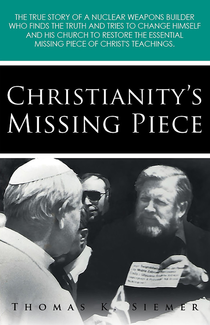 Christianity's Missing Piece