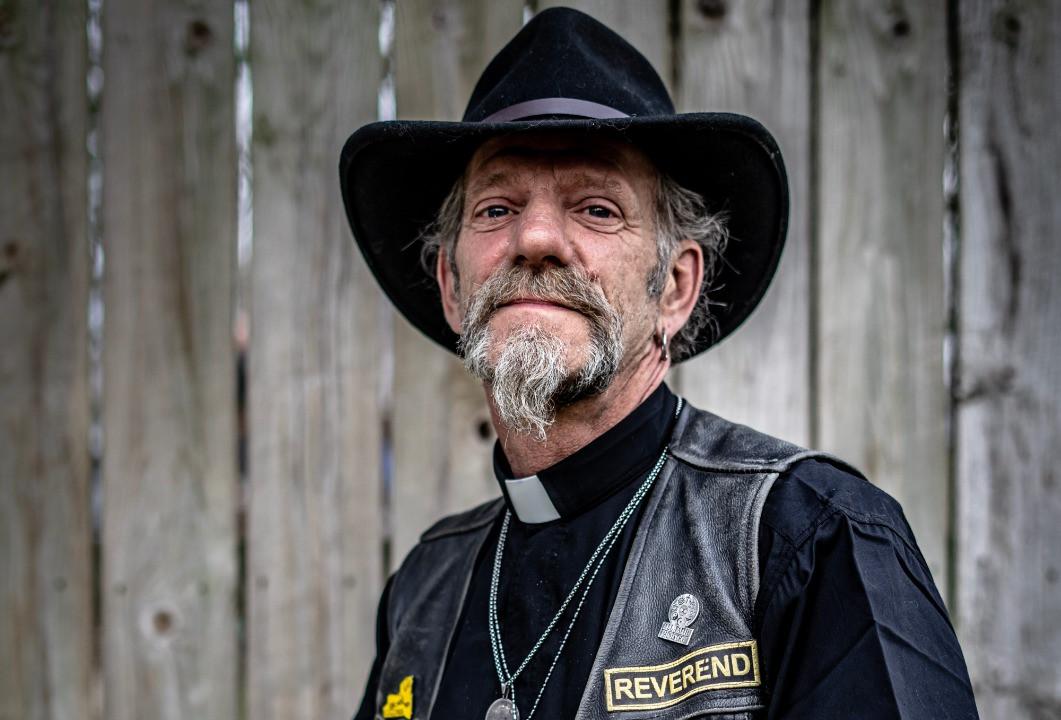 Reverend Carl Yount
