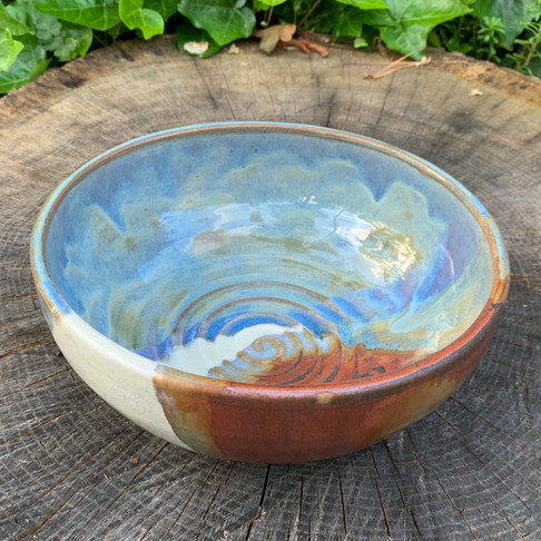 Fire and Ice Servng Bowl