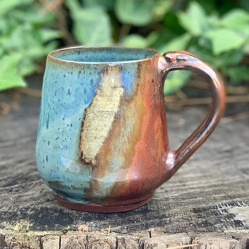 Fire and Ice Mug 10 oz.
