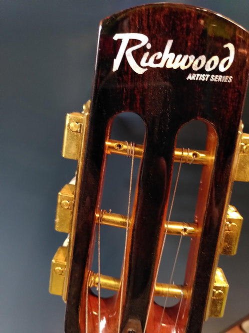 GUITARE CLASSIQUE RICHWOOD RM150NT | Indie MusicShop | 2e main