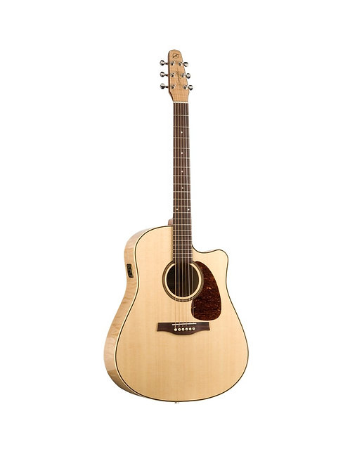 GUITARE ELECTRO-ACOUSTIQUE | SEAGULL PERFORMER CW FLAME MAPLE QIT | Indie MusicShop