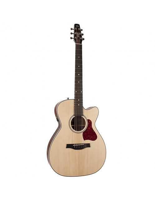 GUITARE FOLK ELECTRO-ACOUSTIQUE | SEAGULL MARITIME SWS CONCERT HALL CW SEMI-GLOSS QIT | Indie MusicShop