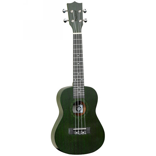 UKULELE | TANGLEWOOD TIARE T3 FORREST GREEN STAIN SATIN | Indie MusicShop