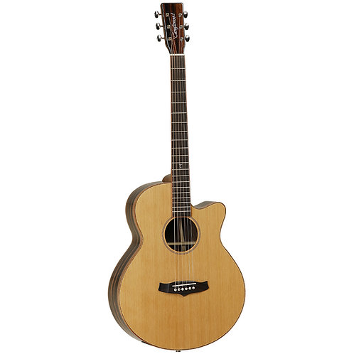 GUITARE ACOUSTIQUE TANGLEWOOD EXOTIC JAVA   Indie MusicShop