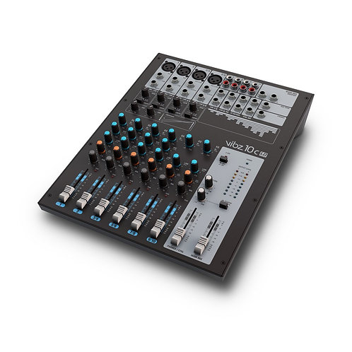 CONSOLE MIX LD SYSTEMS 10C | Indie MusicShop