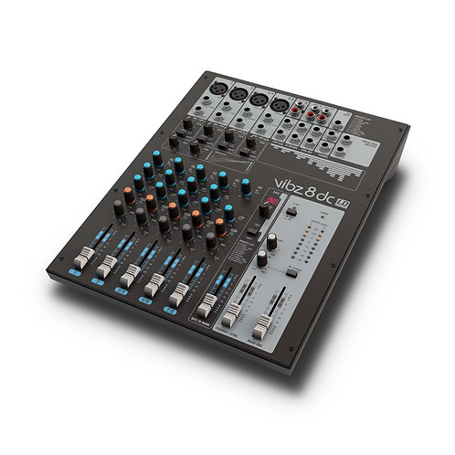 CONSOLE MIX LD SYSTEMS 8DC | Indie MusicShop