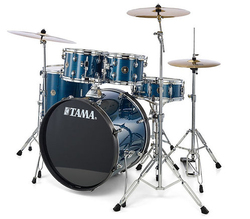 DRUM TAMA RHYTHM MATE HAIRLINE BLUE | Indie MusicShop