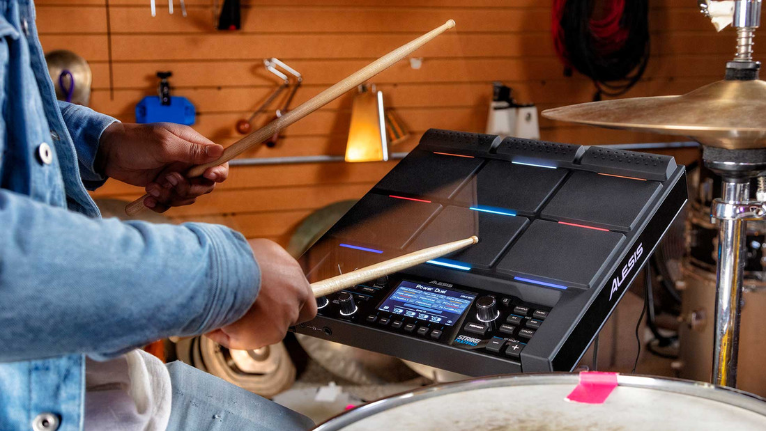 ALESIS MULTIPAD STRIKE