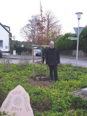 Baum der Heimat - Heimatfreunde Born 200