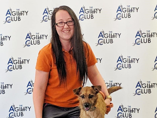 Agility Club Awards