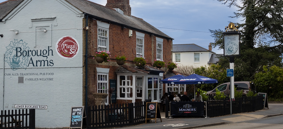 Borough Arms Lymington