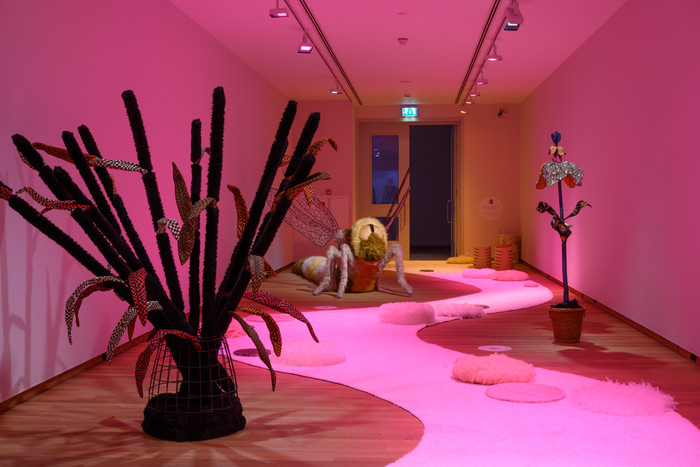 Group exhibition: SKIN, Bonnefantenmuseum, Maastricht