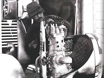 Tajiri with a Machine