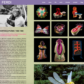 Website: Ferdi Tajiri