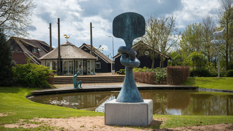 Beelden 2017, Anningahof, Zwolle
