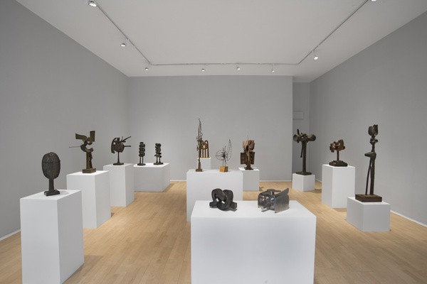 Exhibition: Shinkichi Tajiri - The Mayor Gallery