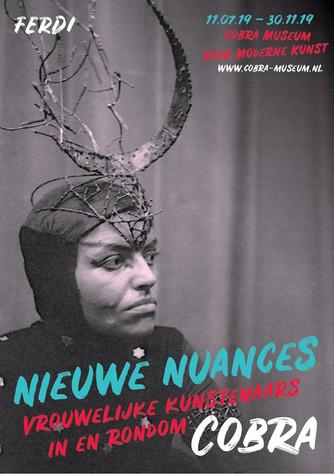Upcoming exhibition: New Nuances, Cobra Museum
