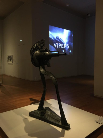 Watch 'The Vipers' film at the Rijksmuseum, Amsterdam
