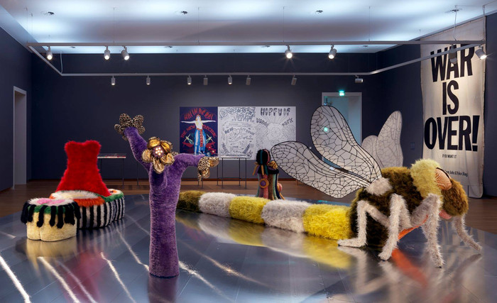 Opening exhibition: Amsterdam Magical Center. Art and Counterculture 1967-1970
