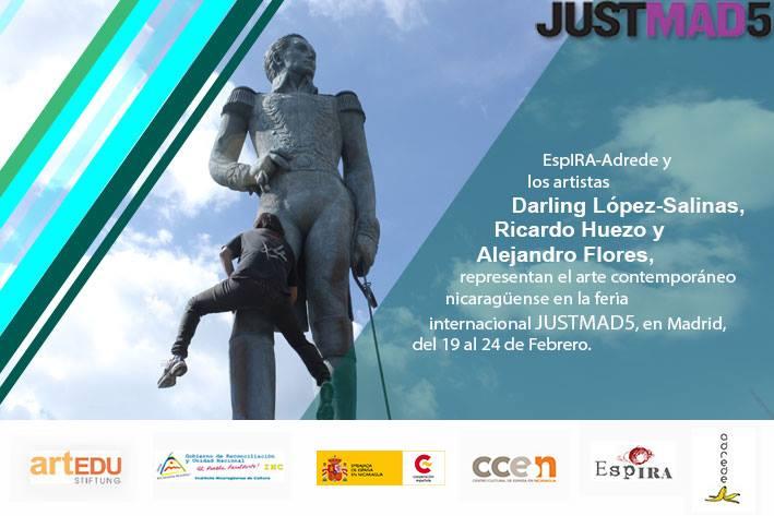 Residencia y Feria JustMad5
