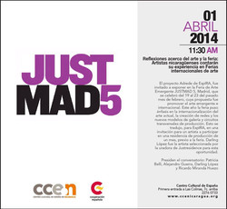 Conversatorio JustMad5
