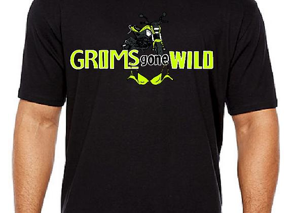 Groms gone WILD tee