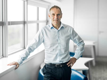 Airbus Endeavr Chief Nick Crew to Inspire 4 Earth Intelligence Satellite Services Board