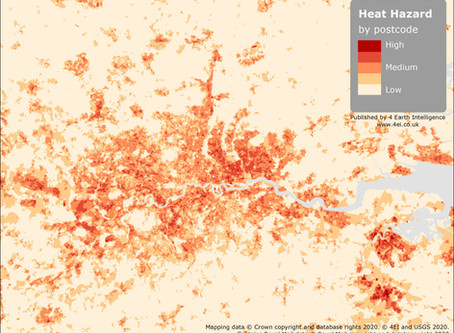 4 Earth Intelligence Heat Hazard Data Supports Resilience Planning across UK