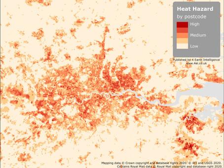 4 Earth Intelligence Heat Hazard Data Supports Resilience Planning across UK