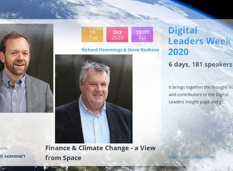 4 Earth Intelligence Reveals How Satellites Can Help Corporations Address Climate Change