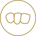 Aesthetik im Zahnersatz Icon