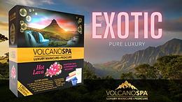 CBD La Palm Volcano spa Pedicure