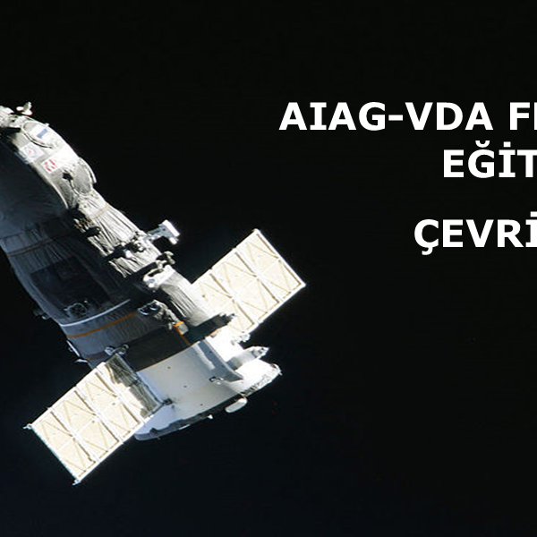 AIAG-VDA FMEA-FMECA Training-Online (Turkish)