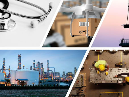 11 NON-PRODUCTION INDUSTRIES THAT CAN BE MONITORED WITH OEE