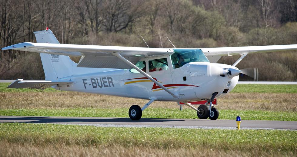 Cessna 172 F-BUER
