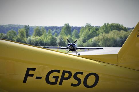 F-GPSO et extra 330
