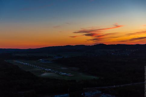 LFQM sunset...
