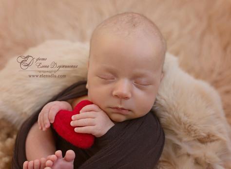 10 бонусов фотосессии новорожденных?