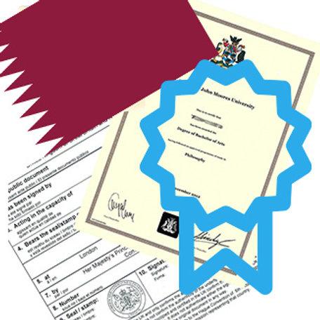 Qatar: Individual Document