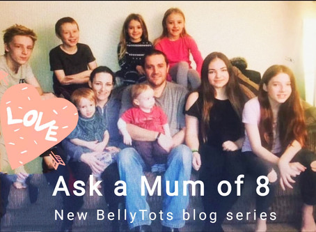 Ask a Mum of 8       #1 When's the right time to have the next baby?