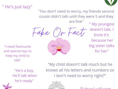 Fake or Fact?