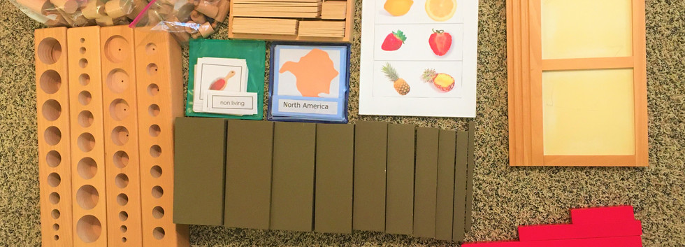 The Golden Beads donated these materials to BTCG in January 2020 based on profits from our handcrafted gift sales!