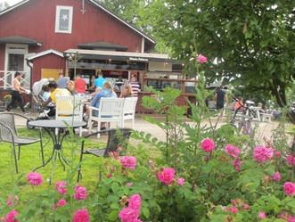 2017夏のフィンランド旅6日目 蚤の市と農場へ。