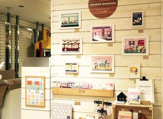 阪神百貨店クリスマスイベント終了しました。