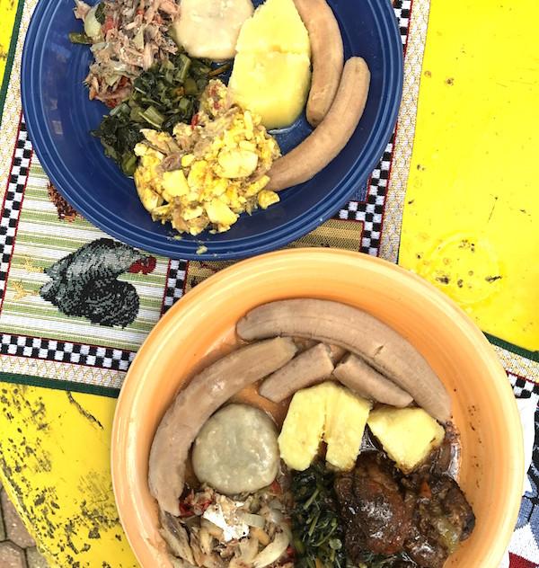 Jamaica-breakfast