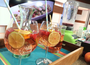 Cold drinks for hot weather! As seen on Cityline