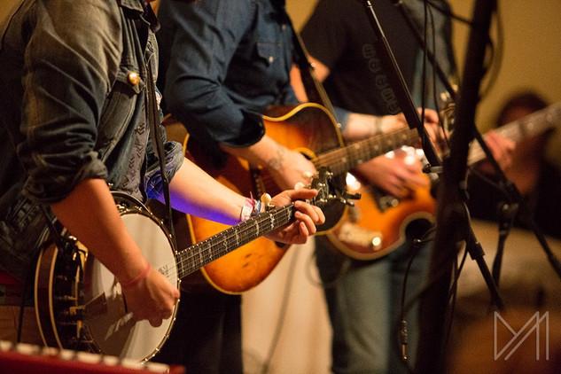 Leeroy Stagger Banjo Guitars