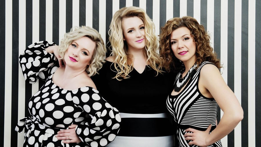 Rosie & the Riveters - THUR OCT 03