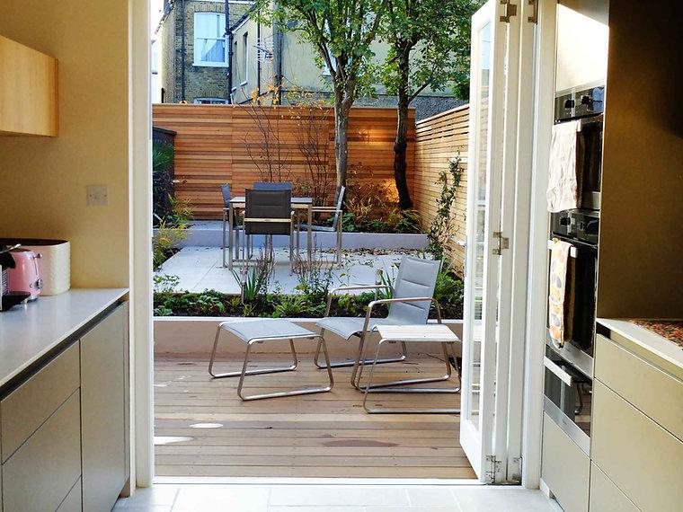 Contemporary Garden, West Dulwich